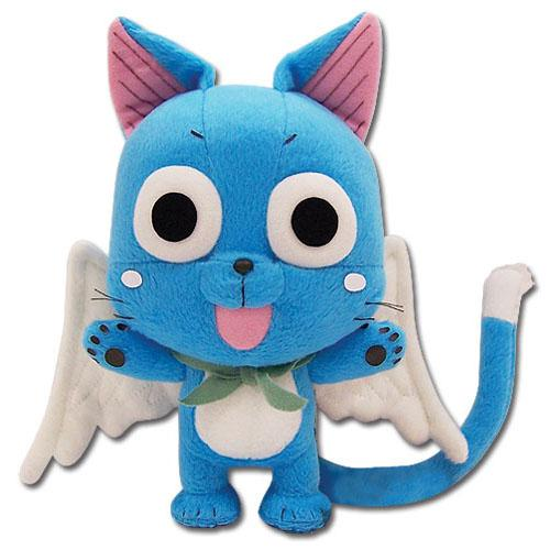 Great Eastern Fairy Tail: Happy with Wings Plush - Super Anime Store FREE SHIPPING FAST SHIPPING USA