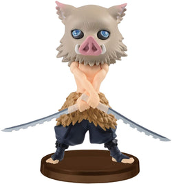 Banpresto Demon Slayer (Kimetsu no Yaiba) Q posket Petit vol.2 Inosuke Hashibira Figure Super Anime Store