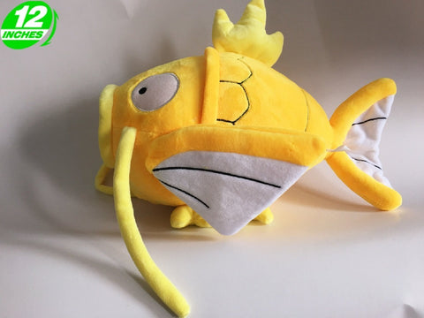 Anime Pokemon Shiny Magikarp Plush Doll 12''
