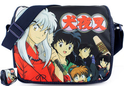 Anime Inuyasha Messenger Bag - Super Anime Store FREE SHIPPING FAST SHIPPING USA