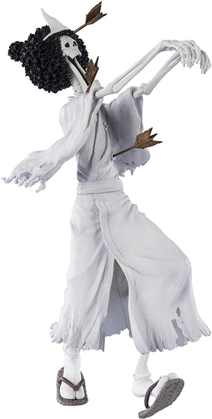 Tamashi Nations - One Piece - Brook (Honekichi), Bandai Spirits Figuarts Zero Figure Super Anime Store