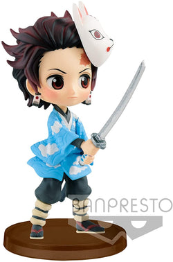 Banpresto Demon Slayer (Kimetsu no Yaiba) Q posket Petit vol.1 Tanjiro Kamado Figure Super Anime Store