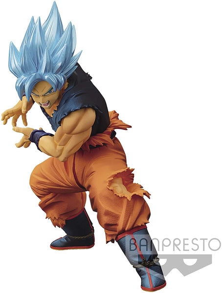 Dragon Ball Super Maximatic The Son Goku II SSGSS Figure Super Anime Store