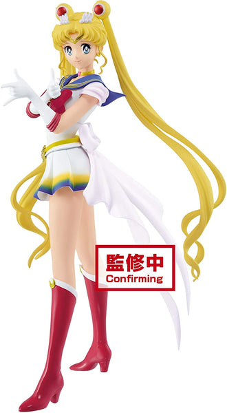 Pretty Guardian Sailor Moon Eternal Glitter & Glamours Super Sailor Moon ver.A Figure Super Anime Store