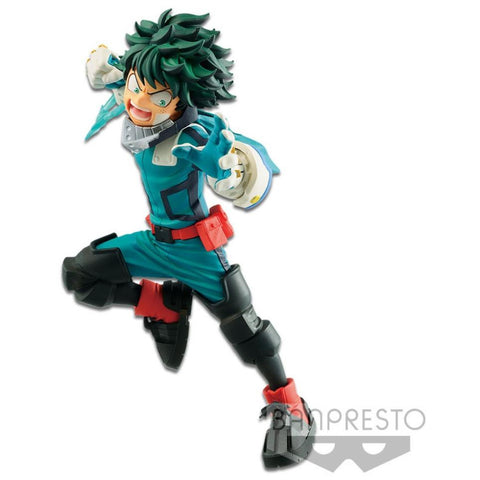 My Hero Academia The Movie Heroes: Rising Vs Villian Deku Figure - Super Anime Store FREE SHIPPING FAST SHIPPING USA