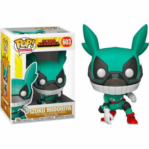 Funko POP 603 Anime: My Hero Academia S3 Deku Figure Super Anime Store