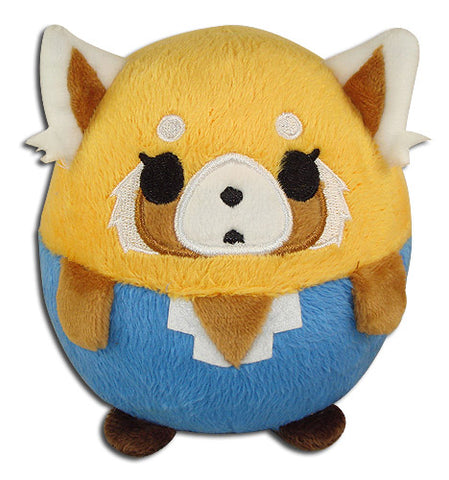 "4"" Aggretsuko Retusko Plush Super Anime Store"