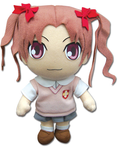 "A Certain Magical Index Kuroko 8"" Plush Doll Super Anime Store"