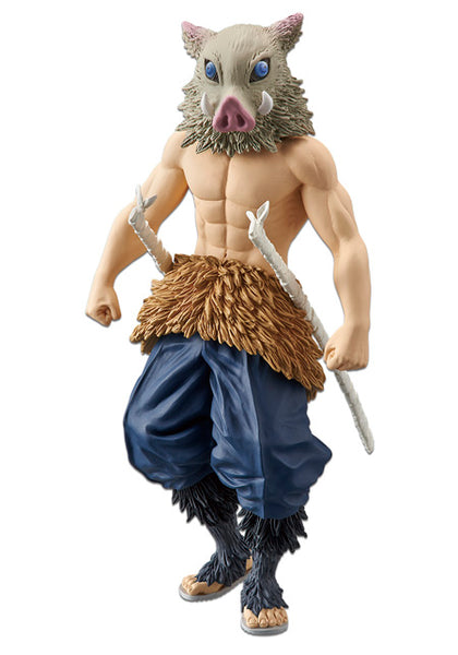 Demon Slayer (Kimetsu no Yaiba) Inosuke Hashibira Figure Super Anime Store