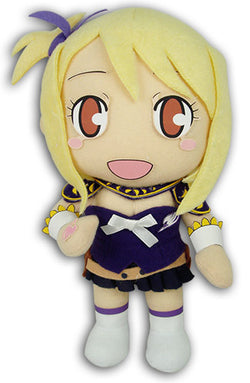 "Great Eastern Entertainment Fairy Tail - Lucy S6 Clothes Collectible Plush Toy, 8"" Super Anime Store"