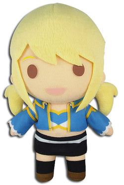 "Great Eastern Entertainment Fairy Tail S7 Lucy Plush 8"" Super Anime Store"