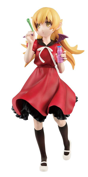 Ishin Nishio Anime Project Monogatari Series EXQ Shinobu Oshino Figure Super Anime Store
