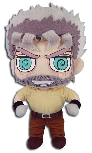 "JoJo's Bizarre Adventure 8"" Joseph Josetar Plush Doll Super Anime Store"