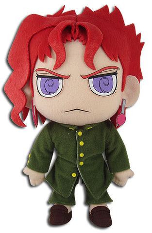 "JoJo's Bizarre Adventure 8"" Kakyoin Plush 8"" Plush Doll Super Anime Store"