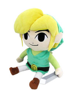 "Legend of Zelda 8"" Link Plush Doll Super Anime Store"