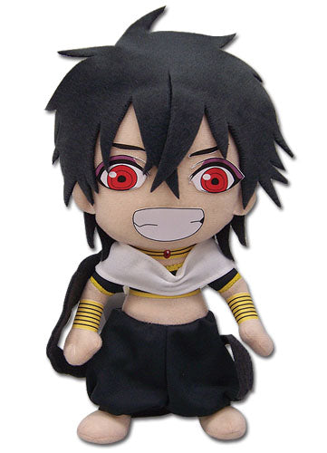 "Magi The Labyrinth of Magic 8"" Judal Plush Doll Super Anime Store"