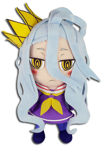 "No Game No Life 8"" Shiro Plush Doll Super Anime Store"