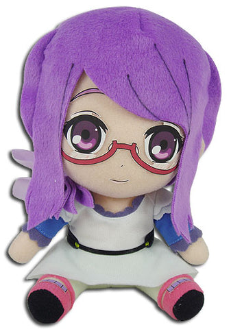 "Tokyo Ghoul 7"" Rize Plush Doll Super Anime Store"
