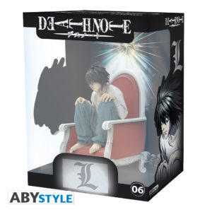 DEATH NOTE - L Figure Super Anime Store