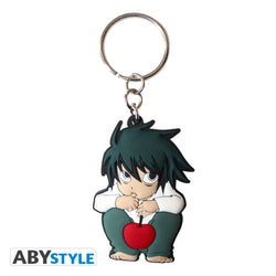 DEATH NOTE - L Keychain Super Anime Store