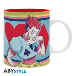 HUNTER X HUNTER - Hisoka Coffee Mug, 11 oz. Super Anime Store