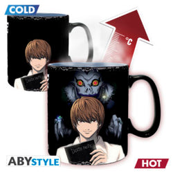 DEATH NOTE - Kira & L Magic Mug 16 oz Super Anime Store