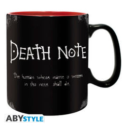 DEATH NOTE - Shinigami Mug, 16 oz Super Anime Store