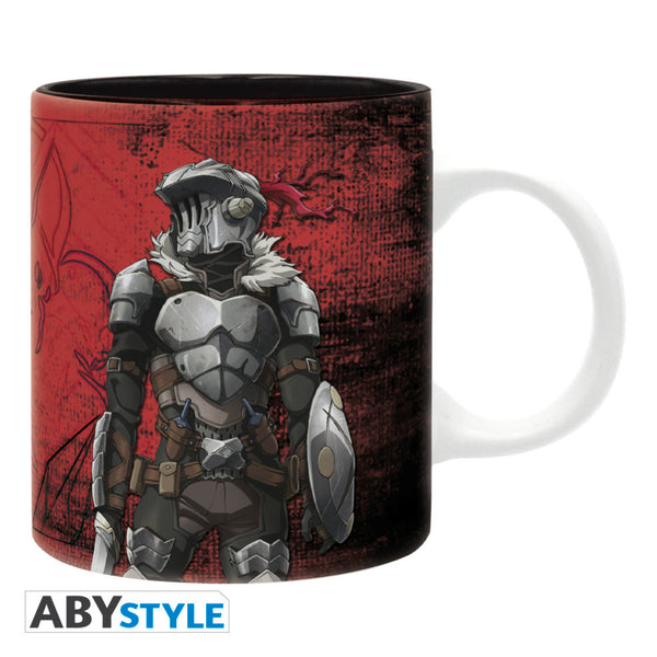 GOBLIN SLAYER - Goblin Slayer vs. Goblins Mug, 11 oz Super Anime Store