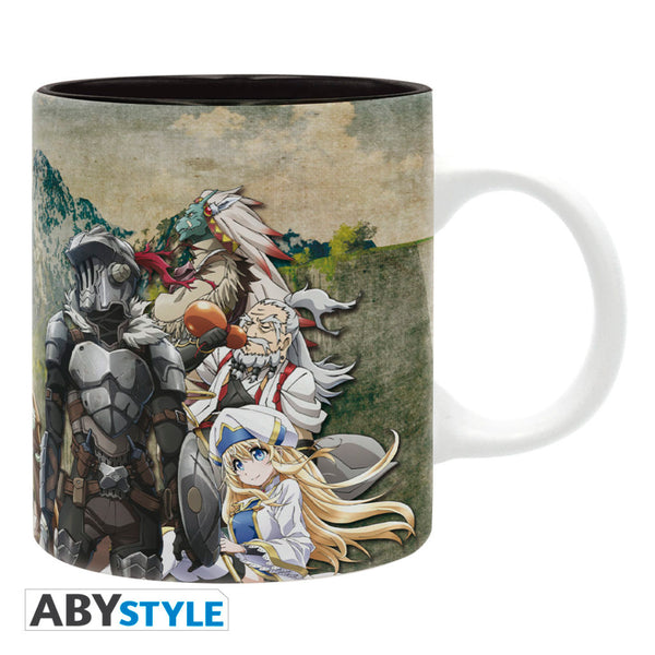 GOBLIN SLAYER - Group Mug, 11 oz. Super Anime Store