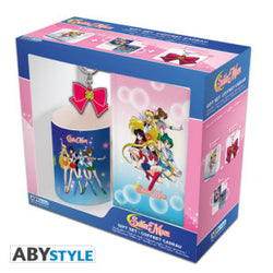 SAILOR MOON - Sailor Moon 3-Pc. Journal Mug Keychain Gift Set Super Anime Store