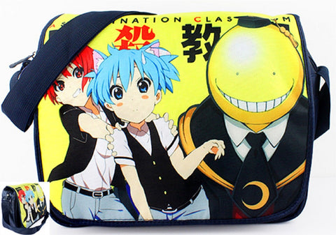 Assassination Classroom Messenger Bag 1 - Super Anime Store