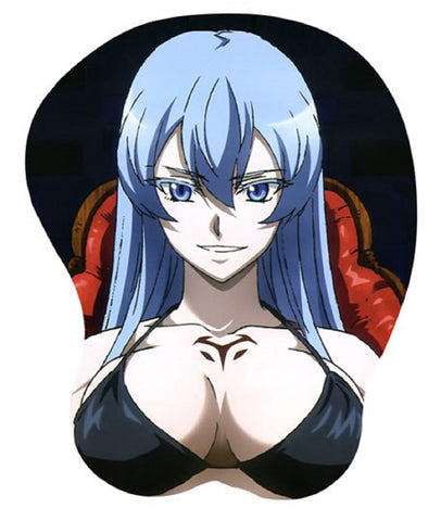 Akame Ga Kill 3D Mouse Pad - Super Anime Store FREE SHIPPING FAST SHIPPING USA