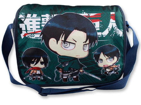 Attack on Titan Messenger Bag - Super Anime Store FREE SHIPPING FAST SHIPPING USA