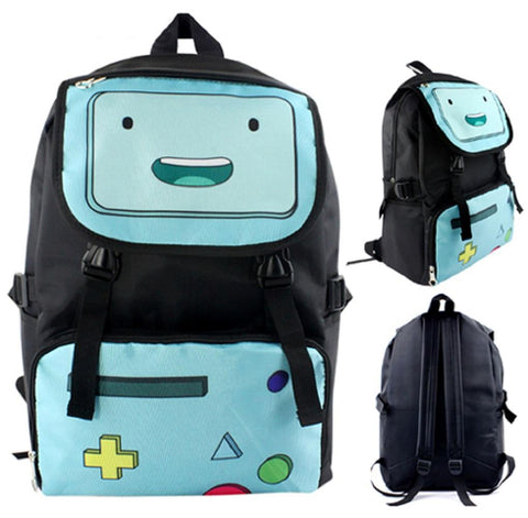 Adventure Time Backpack Bag - Super Anime Store FREE SHIPPING FAST SHIPPING USA