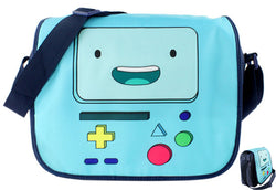 Adventure Time Messenger Bag - Super Anime Store FREE SHIPPING FAST SHIPPING USA