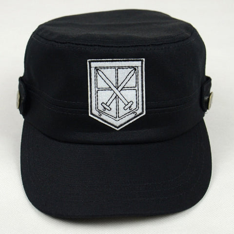 Attack on Titan Hat - Super Anime Store FREE SHIPPING FAST SHIPPING USA