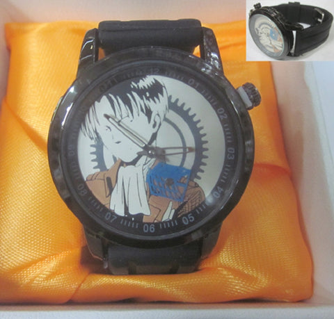Attack On Titan Levi Watch - Super Anime Store FREE SHIPPING FAST SHIPPING USA