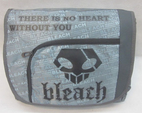 Bleach Grey Messenger Bag - Super Anime Store FREE SHIPPING FAST SHIPPING USA