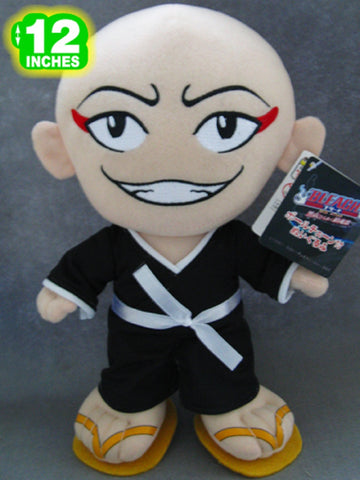 Bleach Ikkaku Madarame Plush Doll - Super Anime Store FREE SHIPPING FAST SHIPPING USA