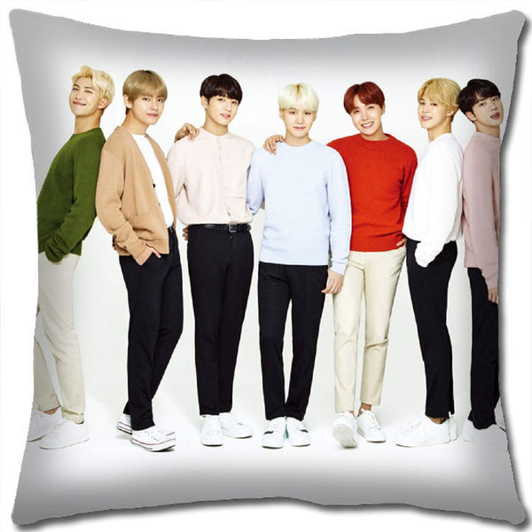 K-pop BTS Pillow Super Anime Store
