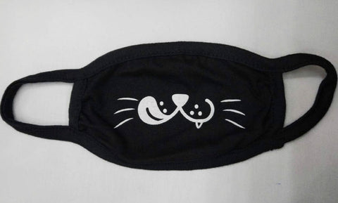 Cat Expression Cosplay Mask - Super Anime Store FREE SHIPPING FAST SHIPPING USA