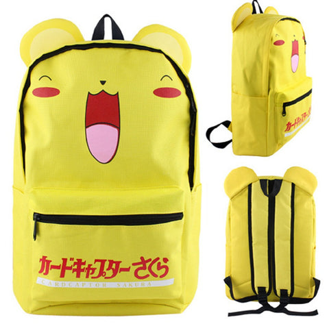 Card Captor Sakura Backpack Bag - Super Anime Store FREE SHIPPING FAST SHIPPING USA