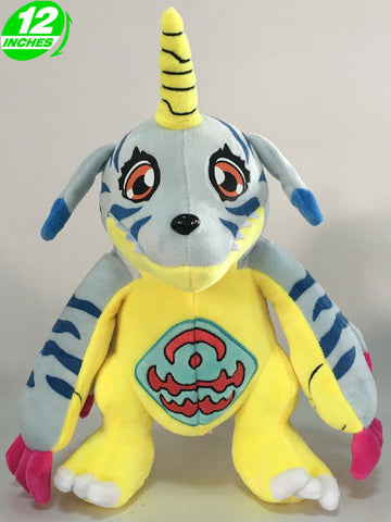 Digimon Adventure Gabumon Plush Doll - Super Anime Store FREE SHIPPING FAST SHIPPING USA
