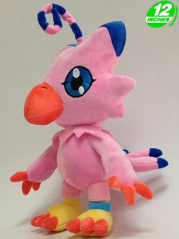 Digimon Adventure Piyomon Plush Doll - Super Anime Store FREE SHIPPING FAST SHIPPING USA