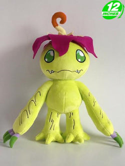 Digimon Adventure Palmon Plush Doll - Super Anime Store FREE SHIPPING FAST SHIPPING USA