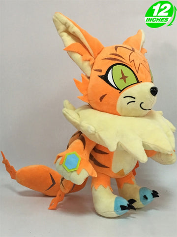 Super Anime Store Digimon Adventures Meikuumon Plush Doll
