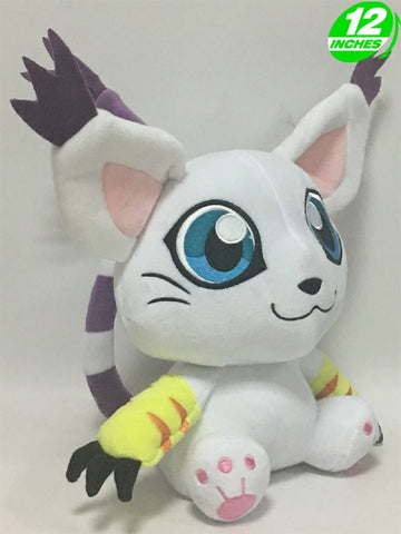 Super Anime Store Digimon Adventure Tailmon Plush Doll