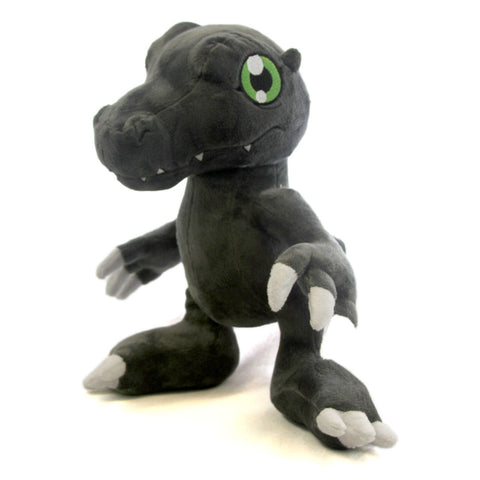 Digimon Adventure Black Agumon Plush Doll - Super Anime Store FREE SHIPPING FAST SHIPPING USA