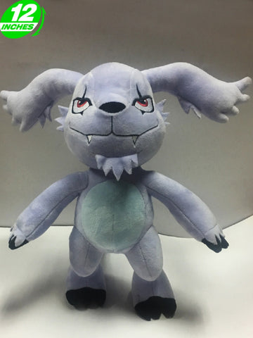 Digimon Adventure Gazimon Plush Doll - Super Anime Store FREE SHIPPING FAST SHIPPING USA
