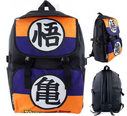 Dragon Ball Z Backpack Bag - Super Anime Store FREE SHIPPING FAST SHIPPING USA